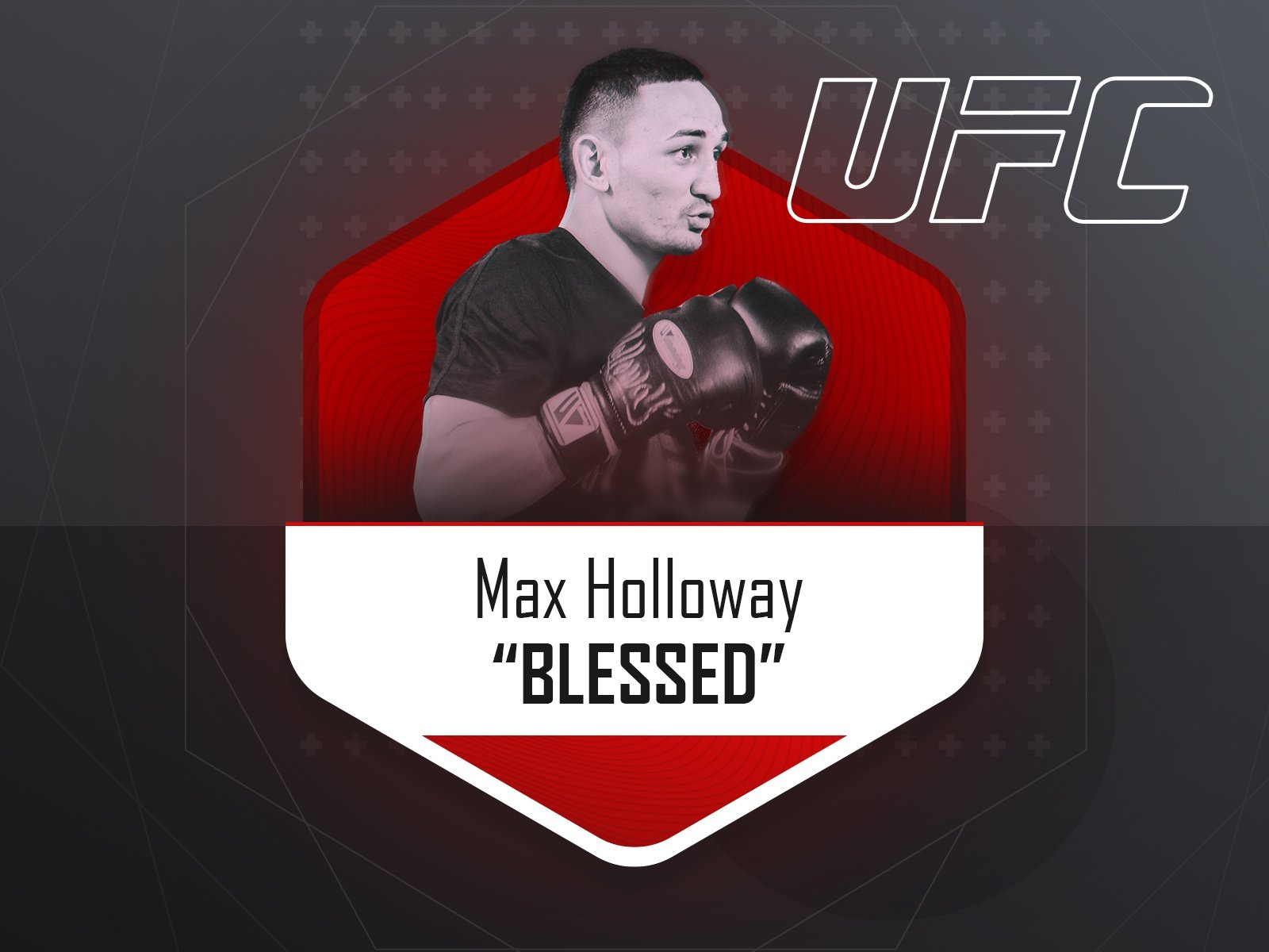 Max Holloway - UFC fighter