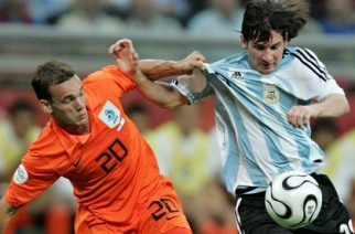 Could Lionel Messi be the difference in the World Cup final?  (Guardian)
