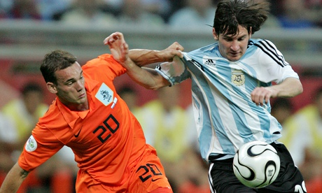 Lionel Messi World Cup 2014