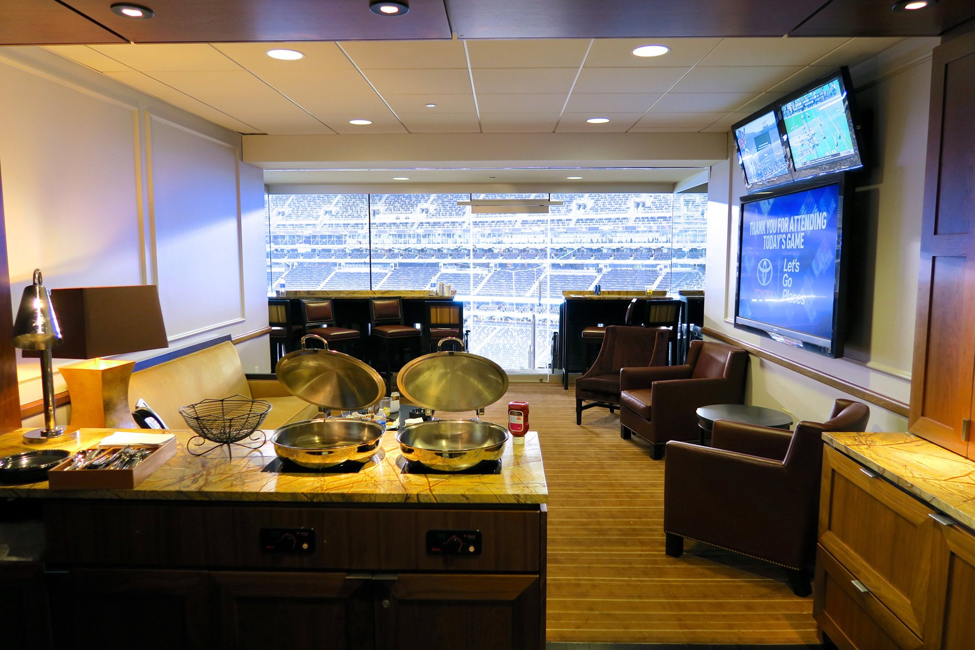 Best Luxury Sports Boxes Top Vip Boxes At Sports Venues
