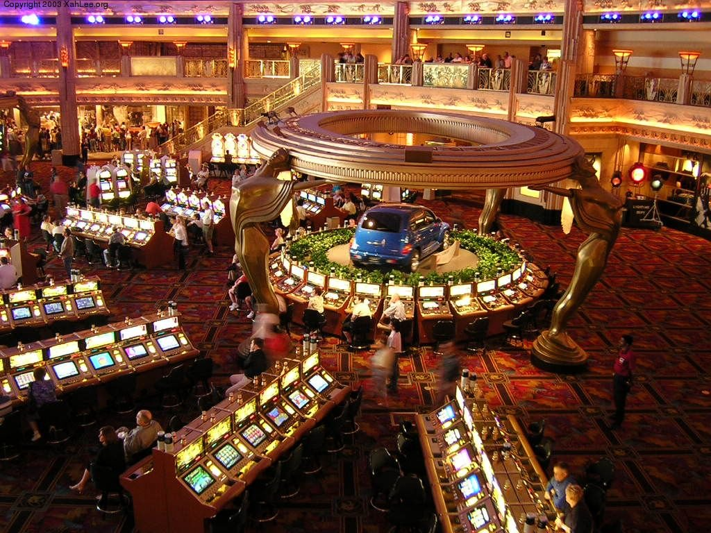 the biggest casino