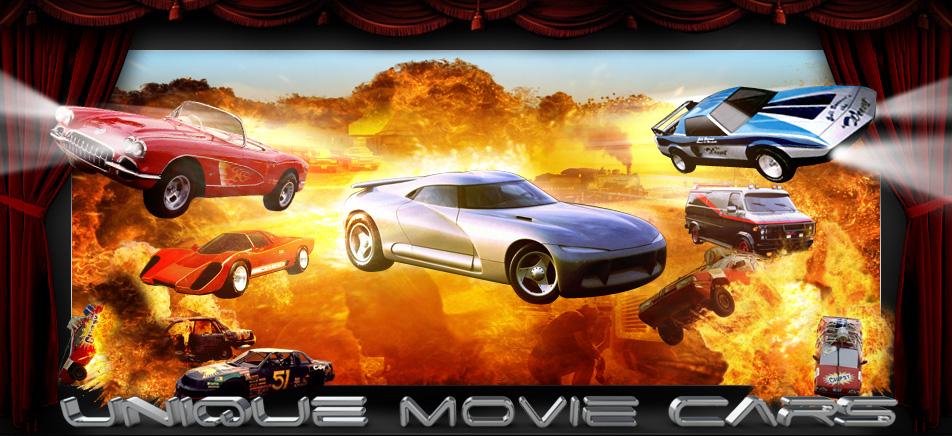 Unique Movie Cars