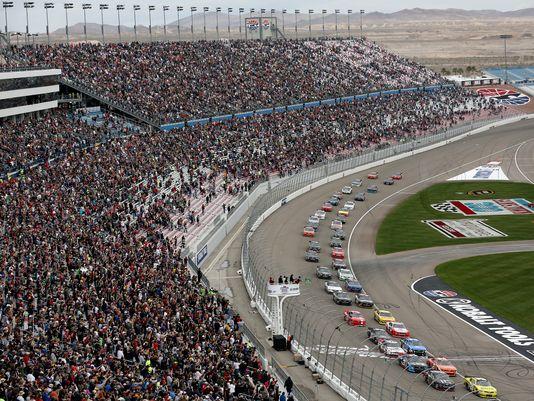 Nascar in Las Vegas. (Source: www.gannett-cdn.com)