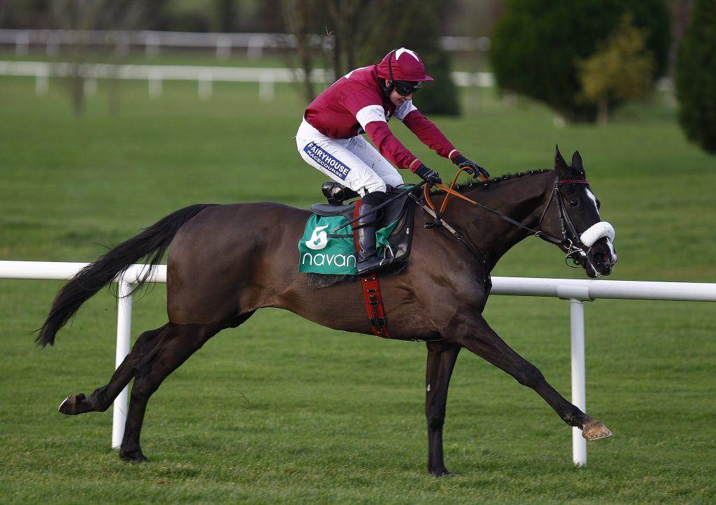 Nina Carberry - jockey