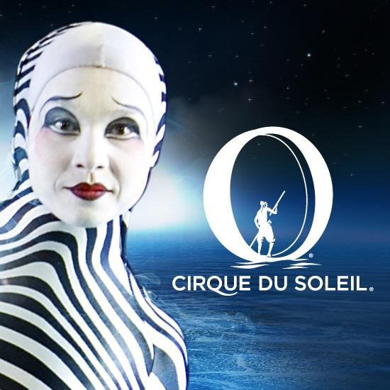 poster for 2017 vegas cirque du soleil show