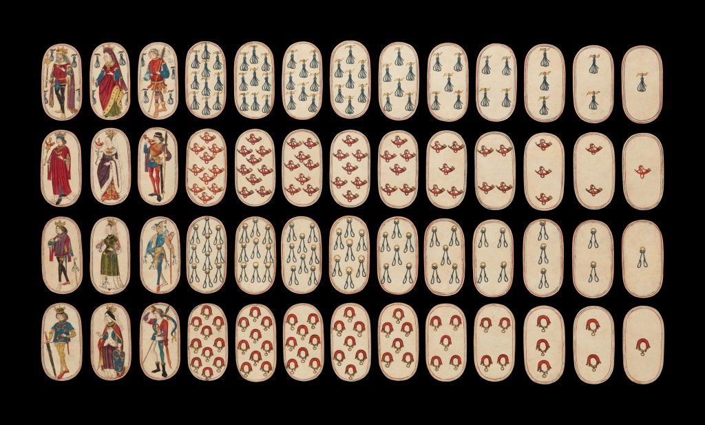 Oldest deck of cards in the world