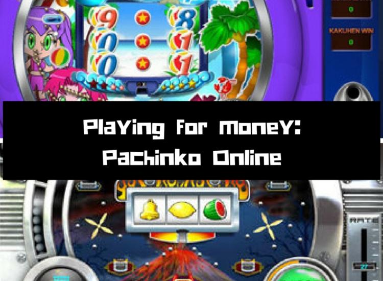 playing panchinko online