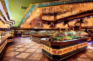 Paradise Garden Buffet at Flamingo Las Vegas. (Image: tripadvisor.com)