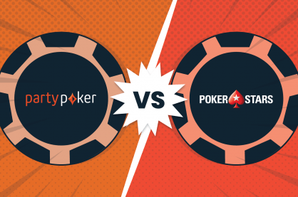 PartyPoker vs PokerStars
