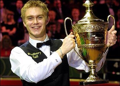 Paul Hunter - snooker player
