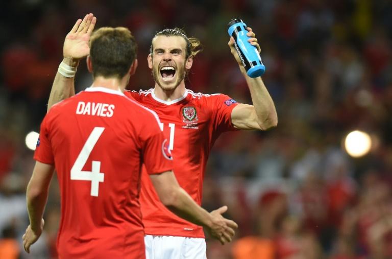 Wales Gareth Bale