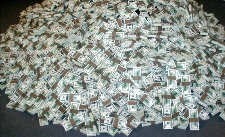 Why Don't Billionaires Buy Every Single Lottery Ticket Combination for Big Pots as an Investment? (Image:  savingadvice.com )