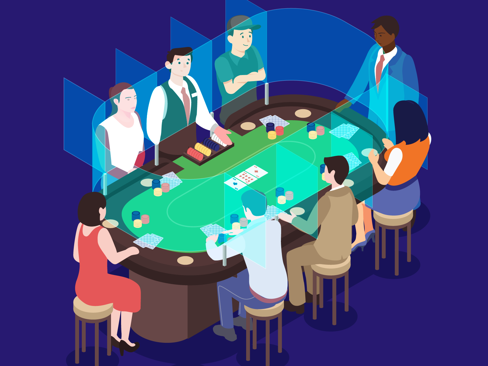 Will The Pandemic Kill Our Love Of Live Poker?