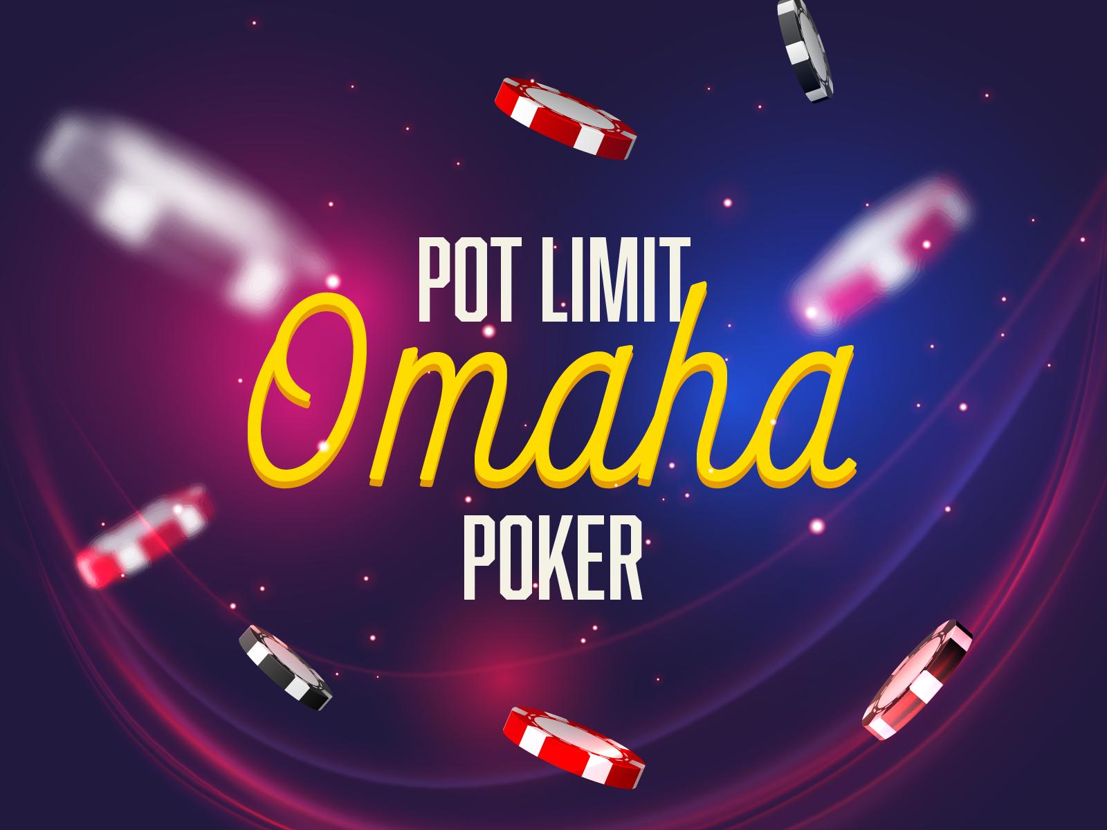 batas pot Omaha poker