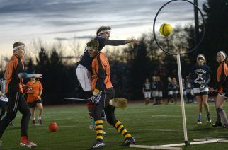 Most Obscure Sports: Quidditch