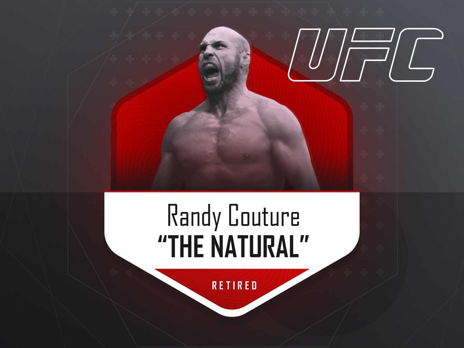 Randy Couture - - UFC fighter