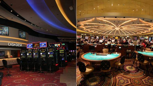 Resorts World Birmingham. (Image credit: bbc.com)