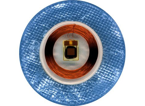 RFID chips in poker chips