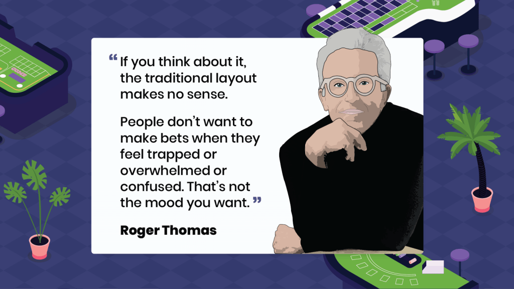 Roger Thomas illustrated quote