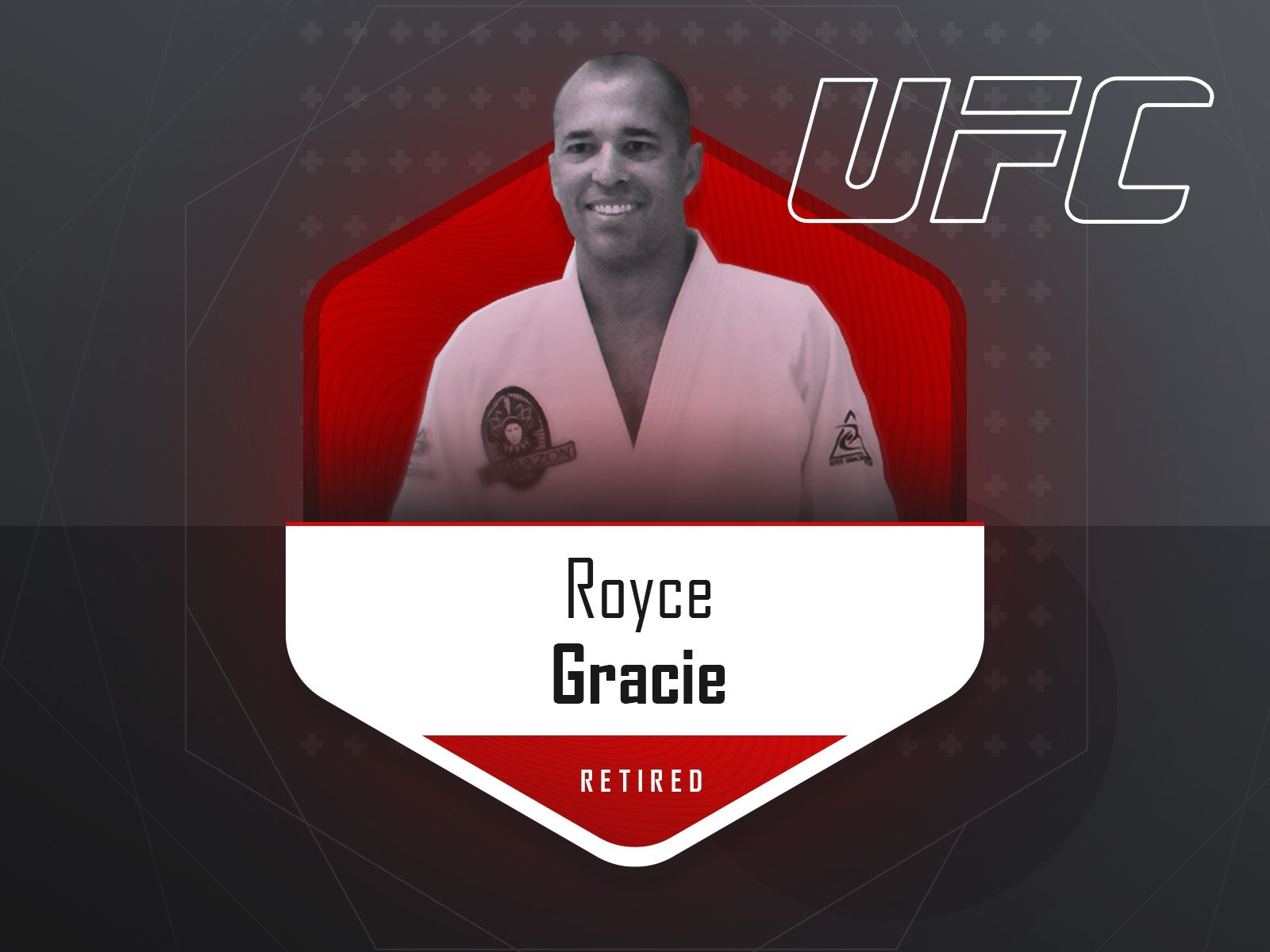 Royce Gracie - UFC fighter