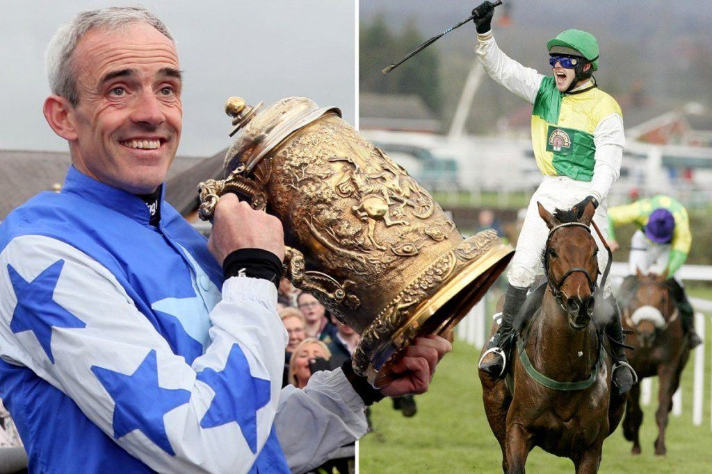 Ruby Walsh - jockey