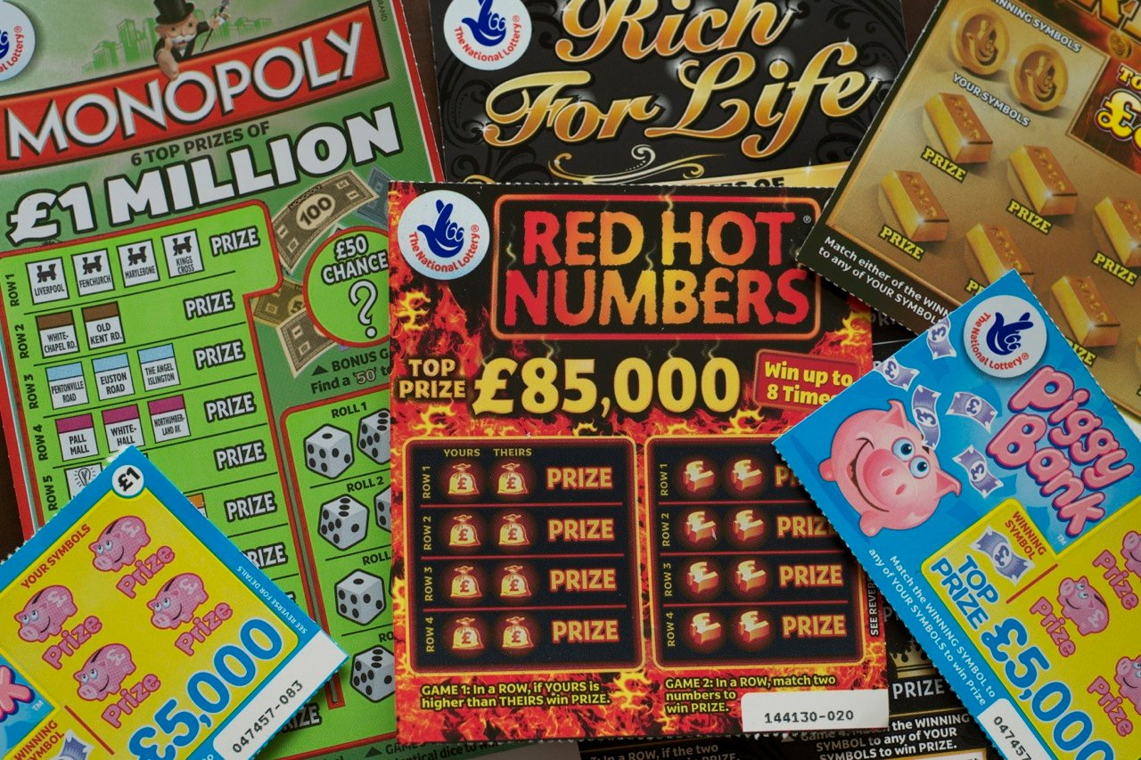 Lottery Scratch Cards Secrets Uk
