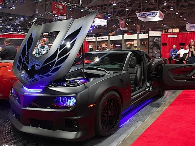 Sema Automotive Show