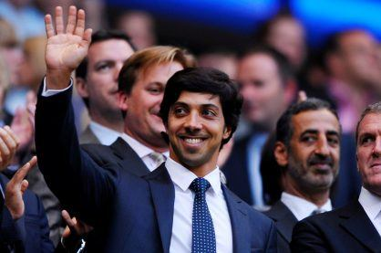 sheikh mansour - man city