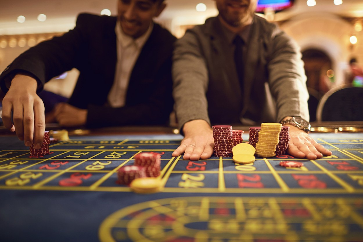 R. Paul Wilson On: How To Be A Better Gambler