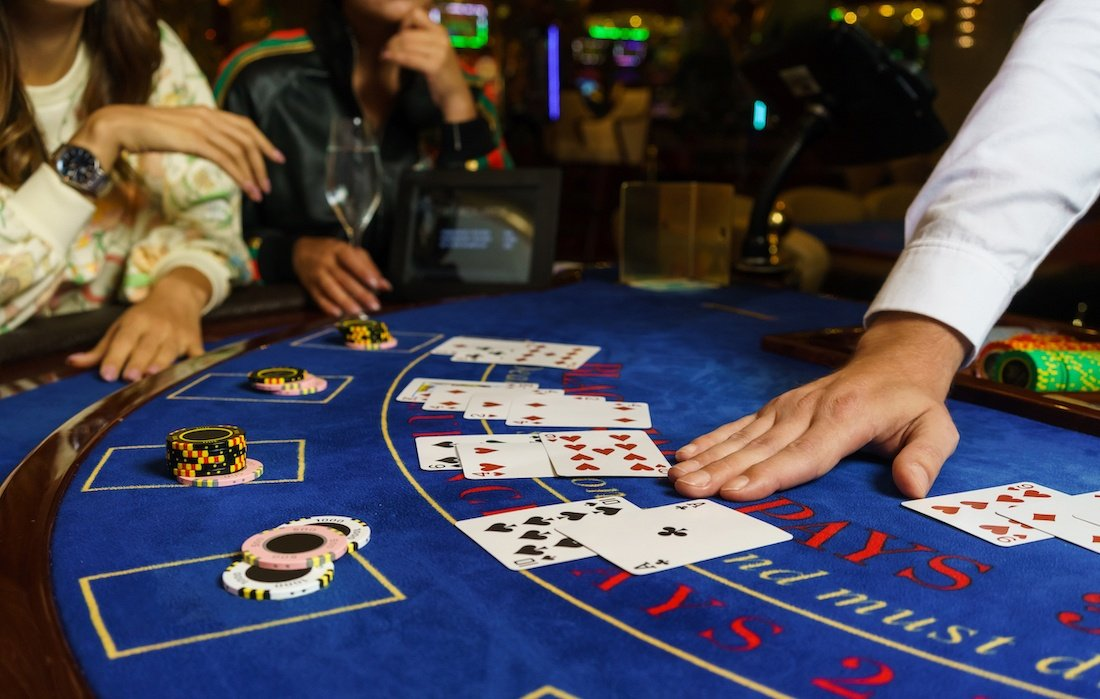 R. Paul Wilson On: Do Casinos Cheat?