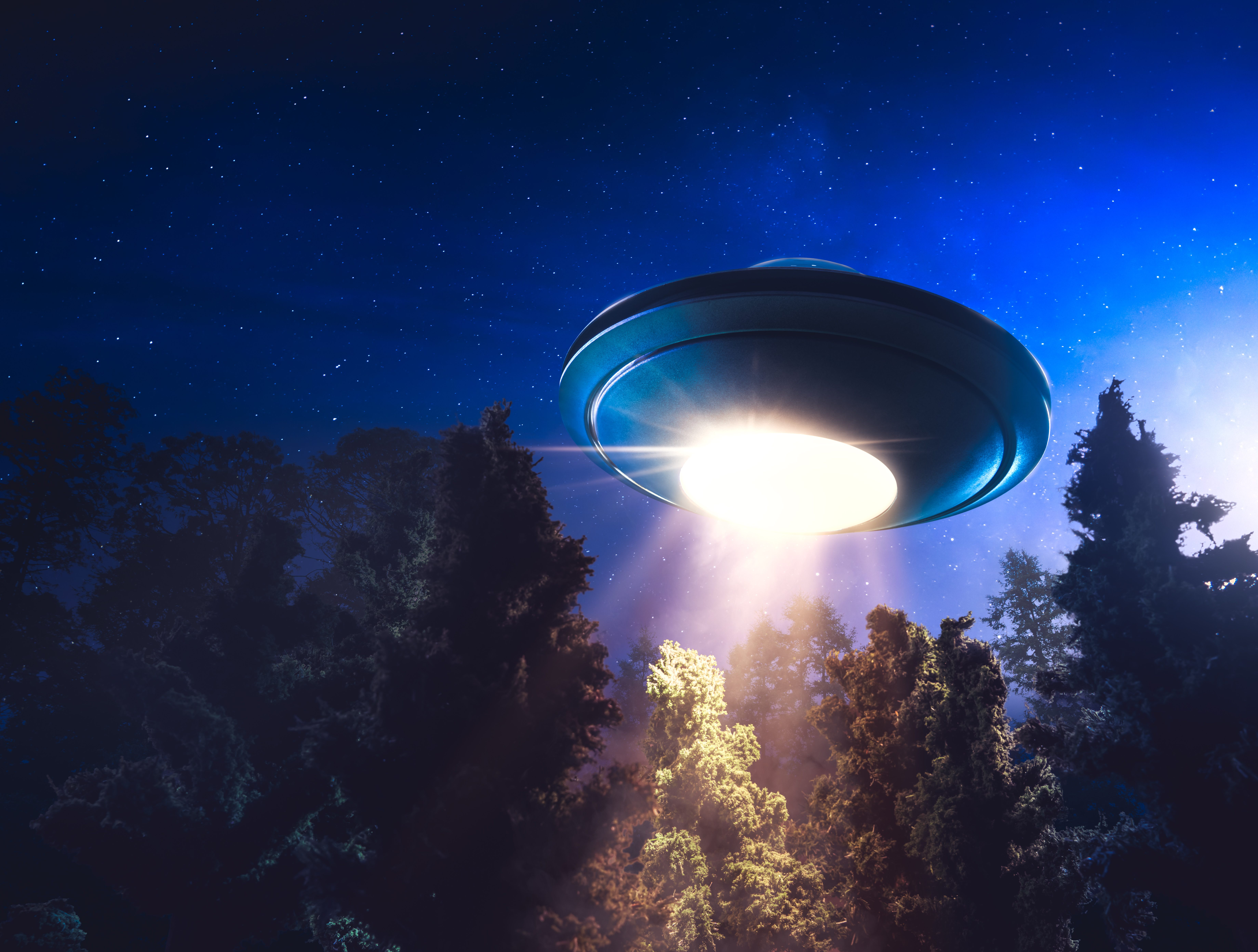Berkshire's UFO Sightings Explained – And The Odds You'll See One Next!