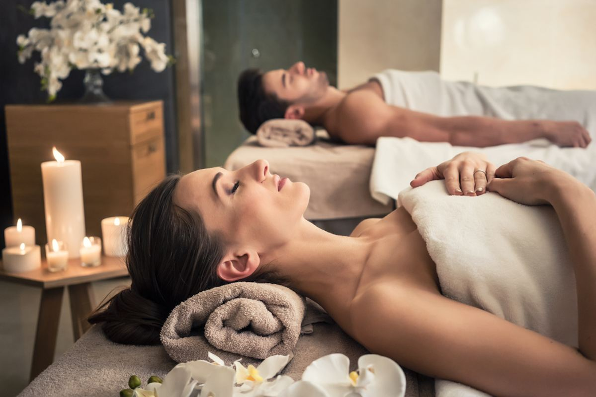 Top 10 Spas In Las Vegas