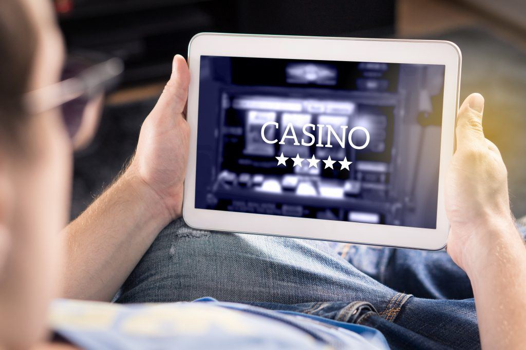Online casino on ipad