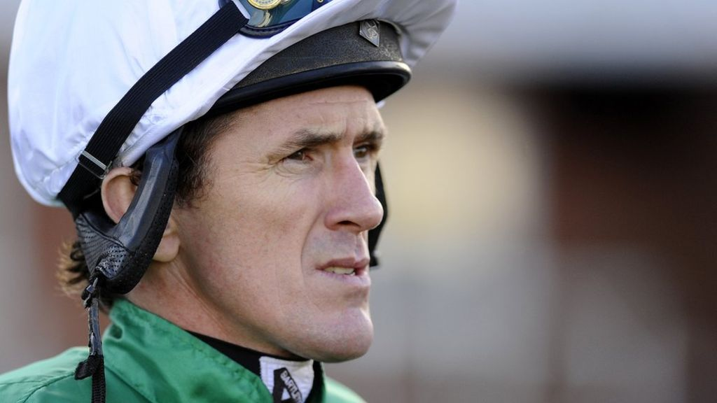 Sir Tony McCoy - jockey