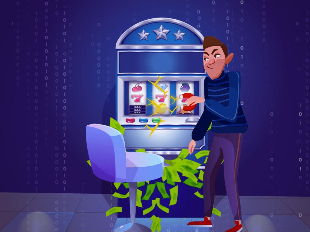 12 Sneaky Ways To Cheat At Slots Casino Org Blog