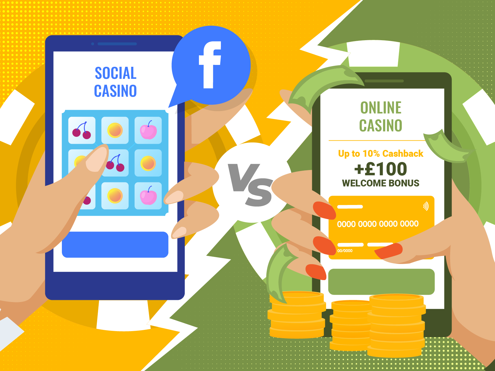 Social Casinos vs. Online Casinos: Which Is Better?