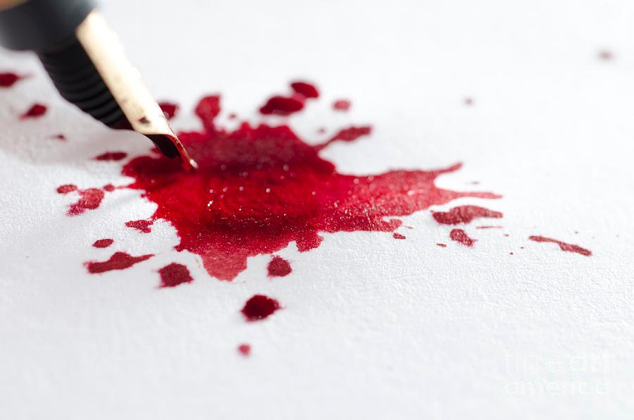 Red Ink Ban