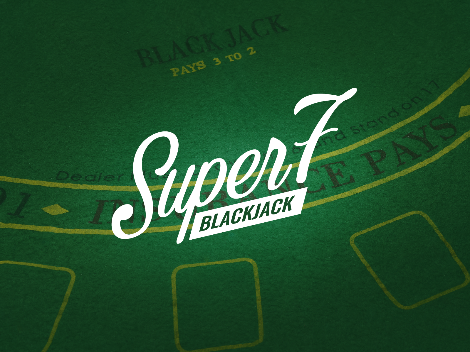 Blackjack Strategy: Counting The Super 7 Side Bet