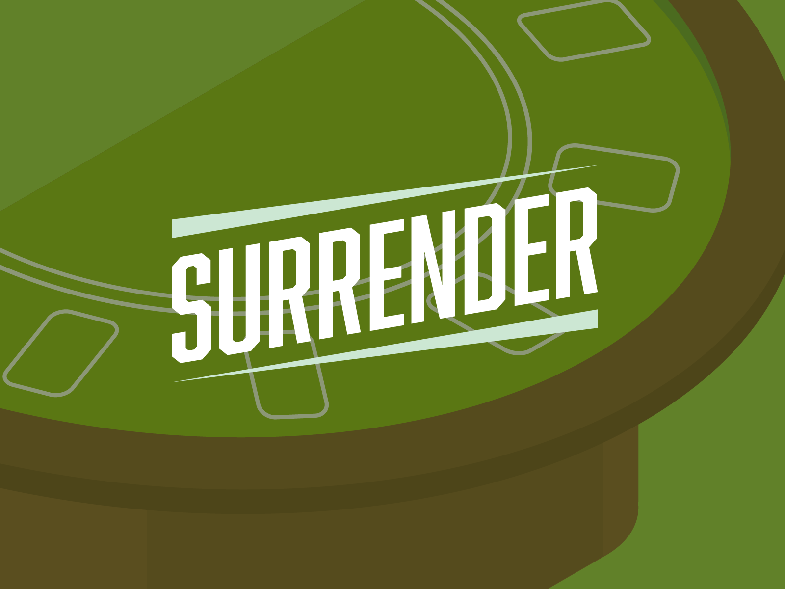 Surrender In Blackjack: Everything You Need To Know To Take Advantage