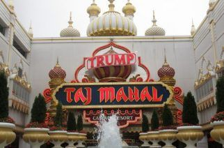 Taj Mahal. (Source: usatoday.com)