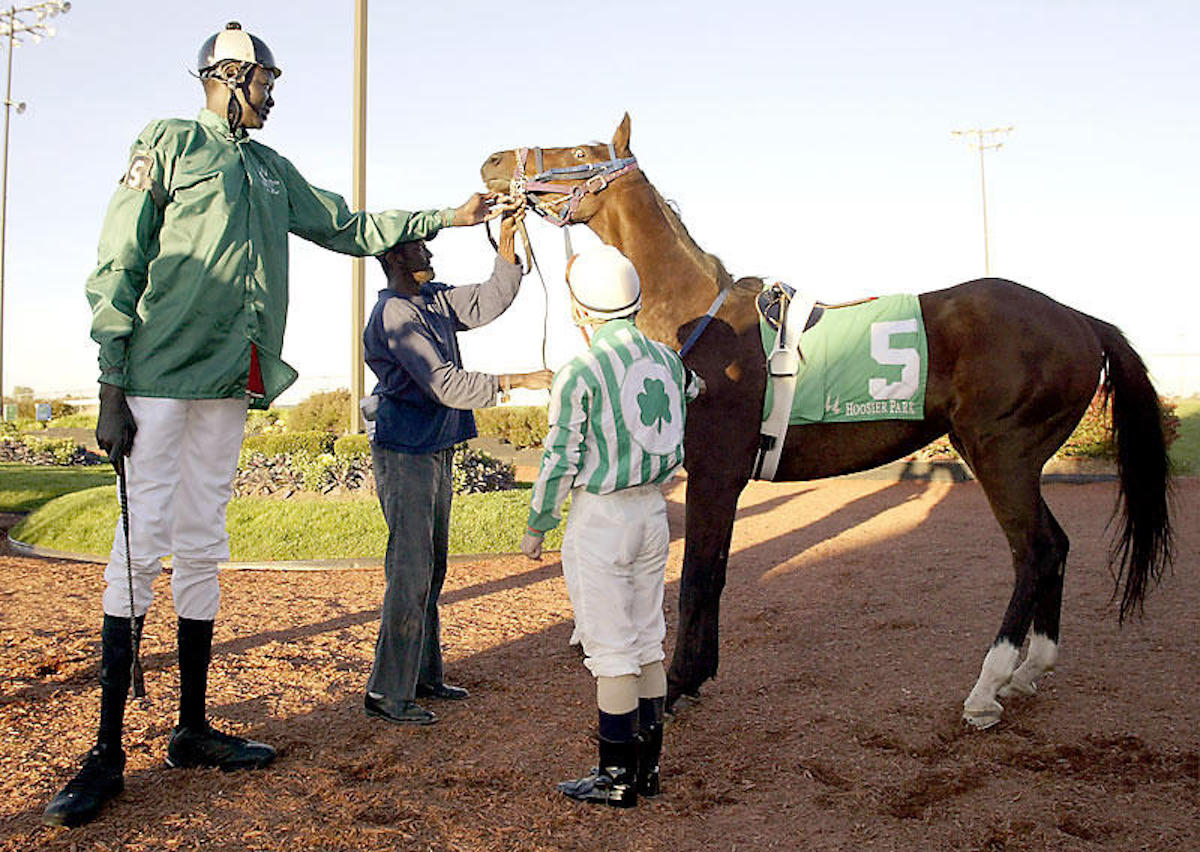 The Top 10 Tallest Jockeys Of All Time