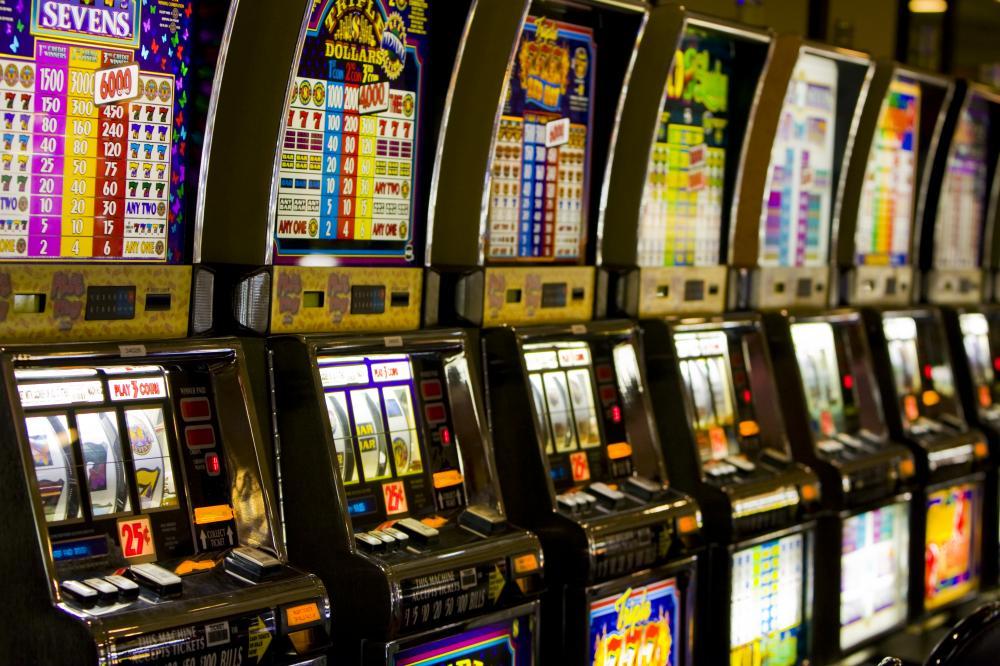 Las Vegas Slots. (Image: memolition.com)