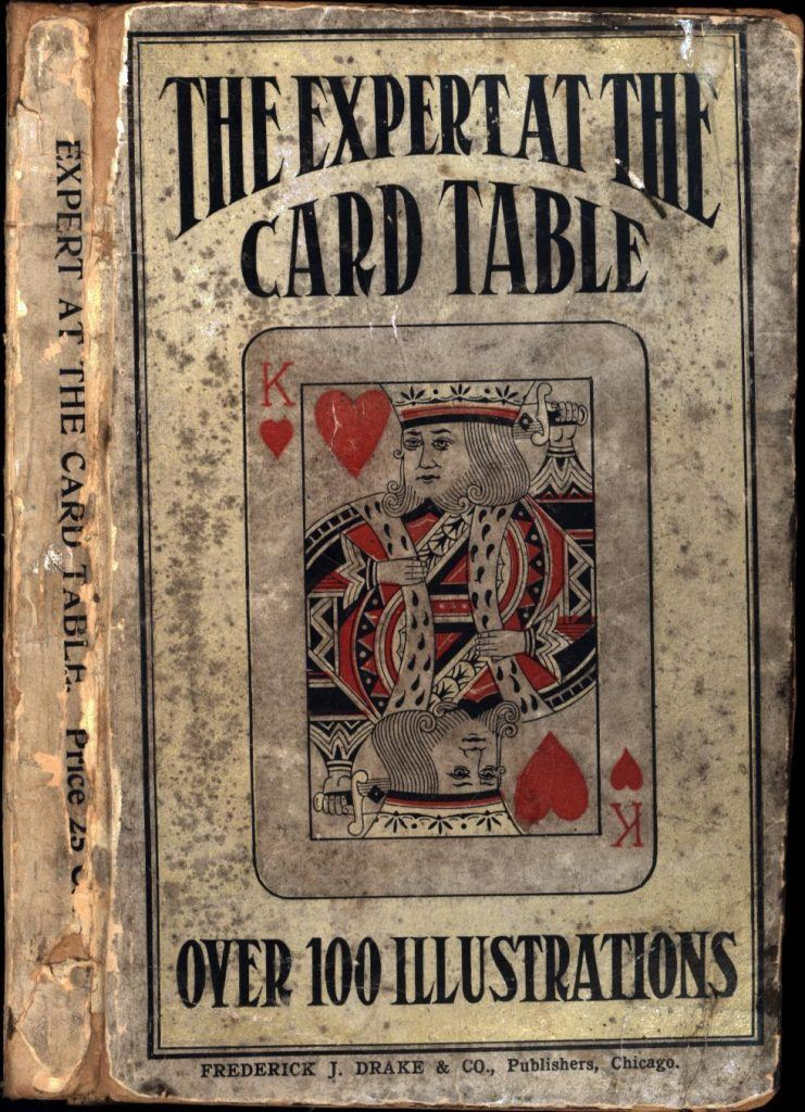 The Expert at the Card Table cover - old copy