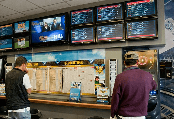 William Hill Betting Shops
