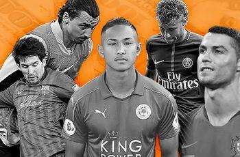 Richest footballers