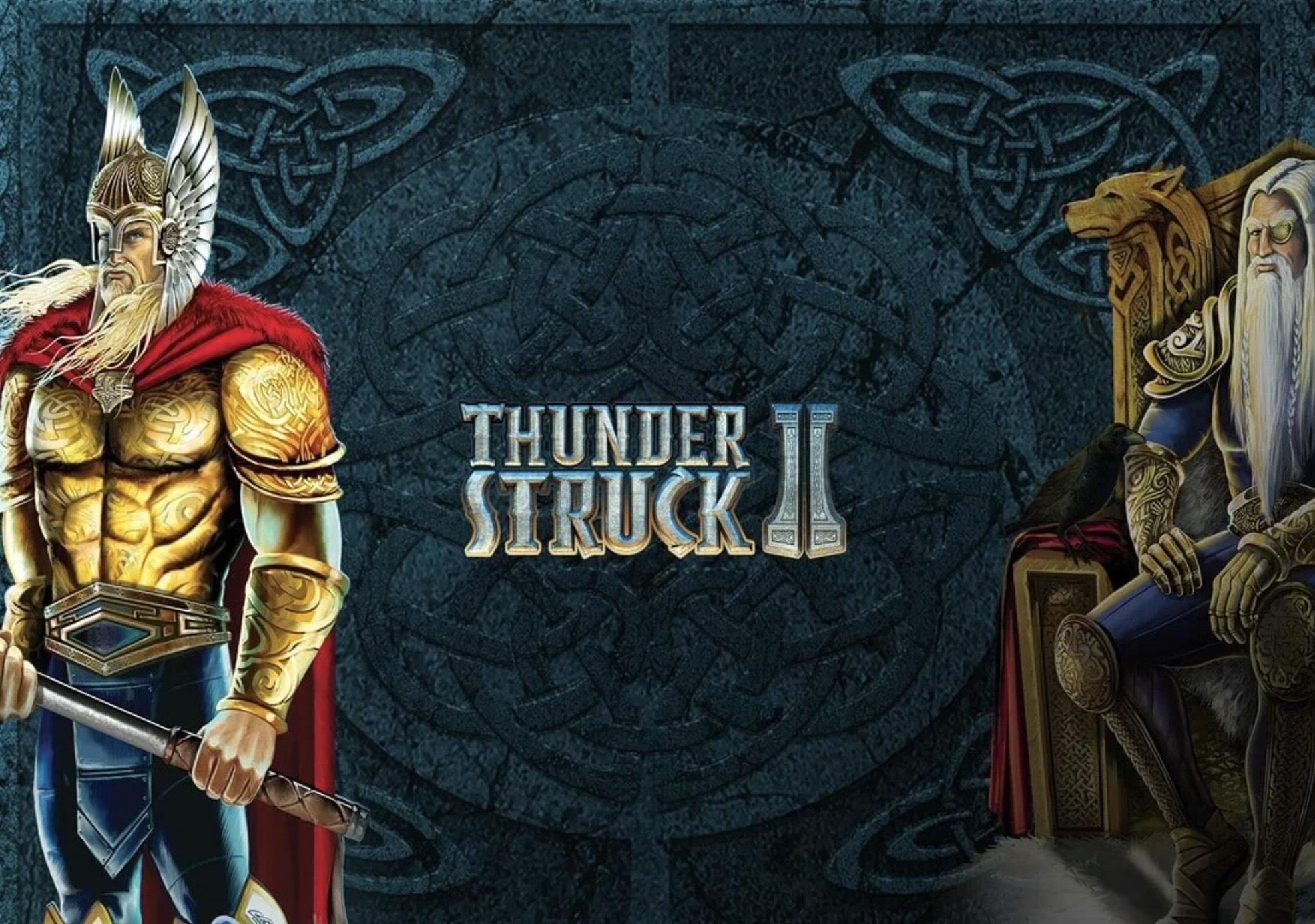 Khe cắm Thunderstruck II