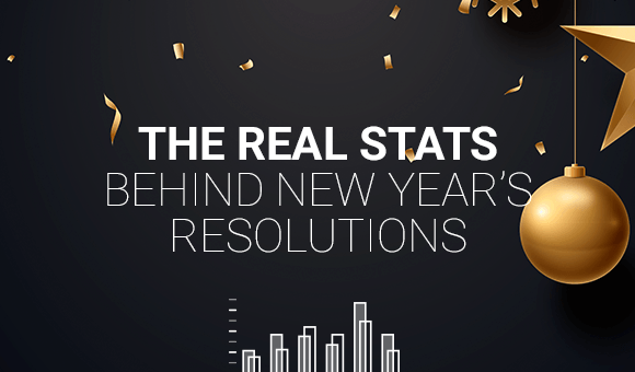new year resolution statistics