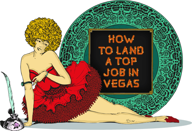 How To Get a Job in a Top Vegas Show - Casino org Blog