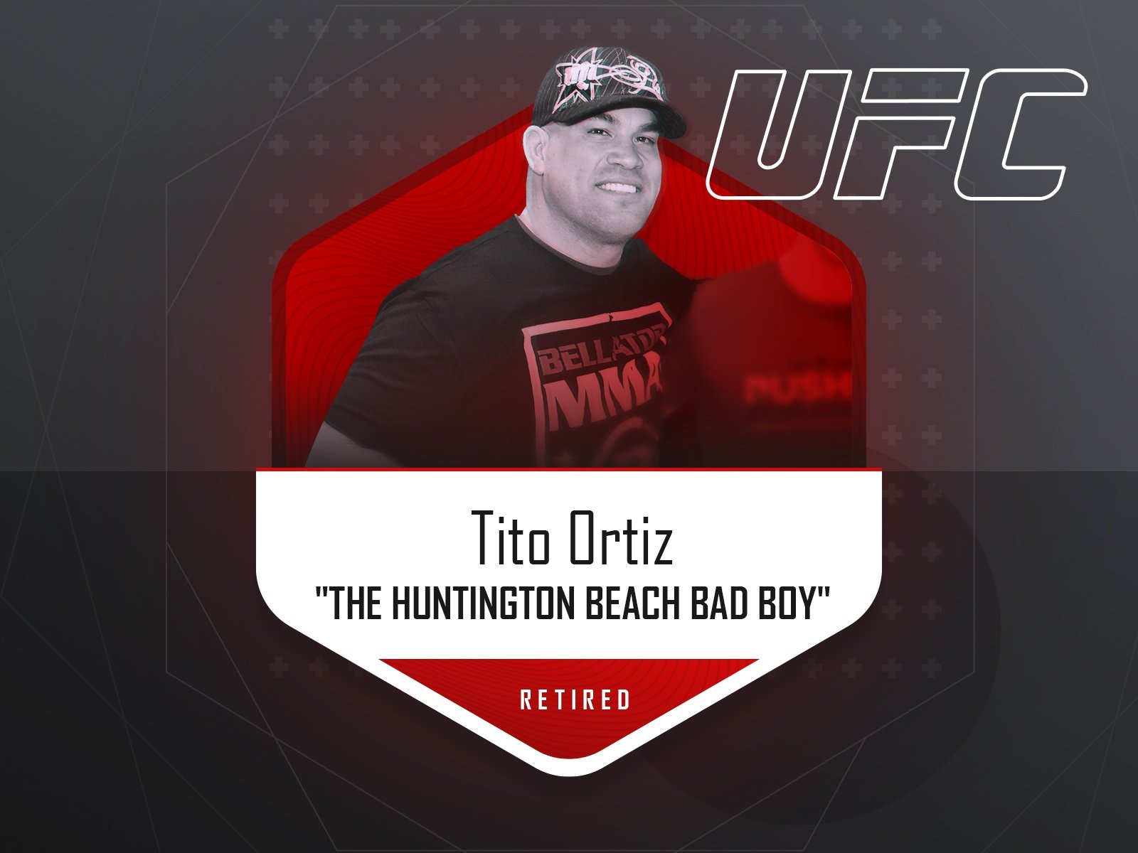 Tito Ortiz - UFC fighter