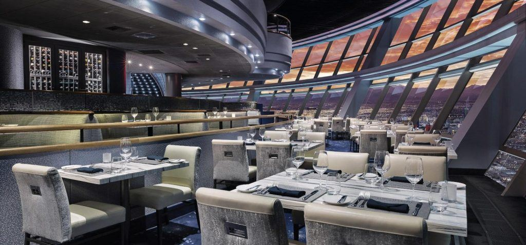 Top of the World Restaurant at The Strat Hotel & Casino
